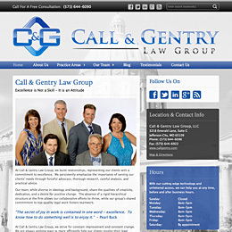 Call & Gentry Law Group